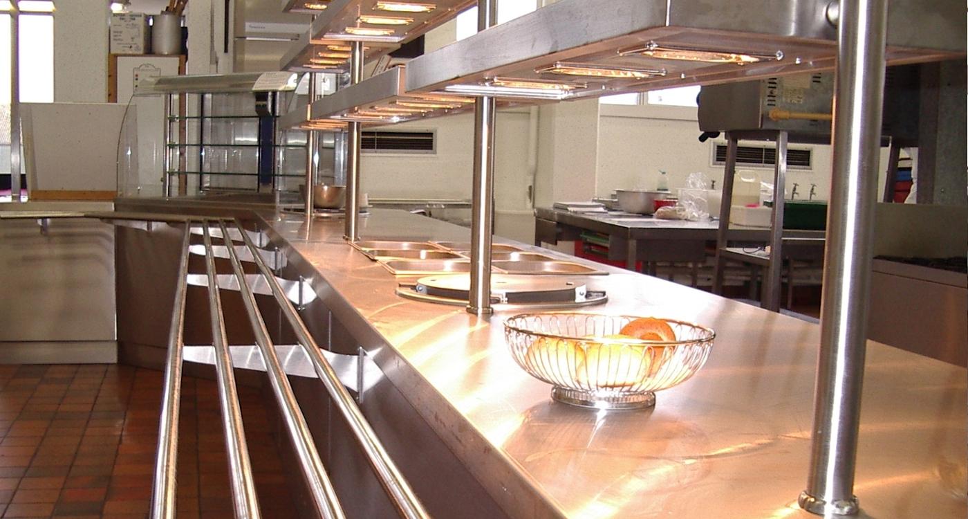 Food service equipment, Manchester, Liverpool, Leeds, UK.