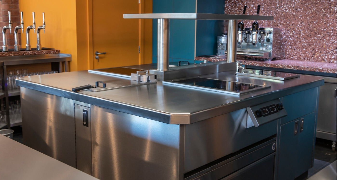 Commercial catering equipment supplier Manchester, Liverpool, Leeds, UK