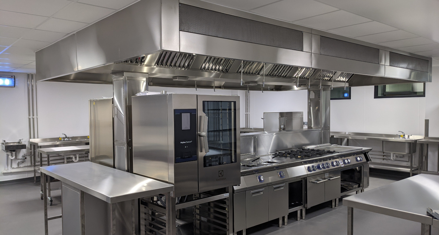 Commercial kitchen ventilation systems, Manchester, Liverpool, Leeds, UK
